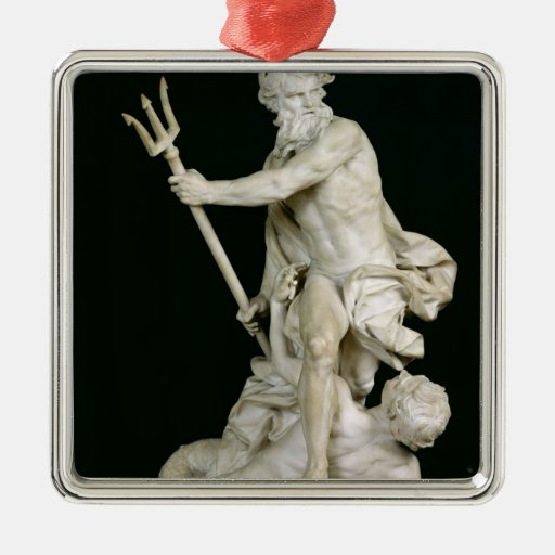 Neptune Calming the Waves, 1757 Ornament