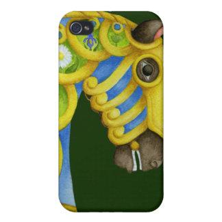 Neptune Carousel Horse iPhone 4 Case