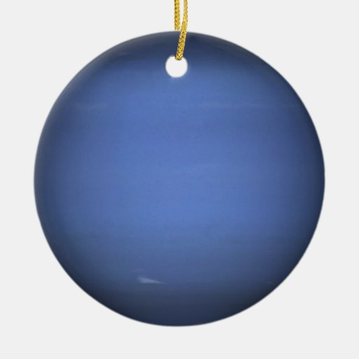 Neptune double-sided ornament