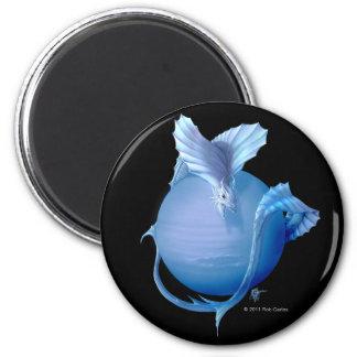 Neptune Dragon Magnet