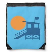 Neptune Drawstring Backpack