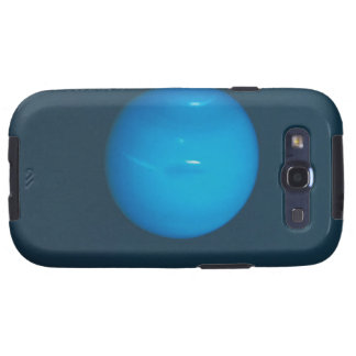 Neptune, dynamic blue-green atmosphere samsung galaxy s3 cover