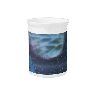 Neptune Exploration Beverage Pitcher