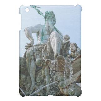 Neptune Fountain in Berlin Case For The iPad Mini