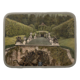 Neptune Fountain, Linderhof Castle, Germany Folio Planners