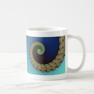 Neptune - Fractal Art Coffee Mug