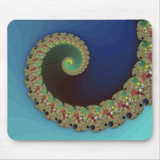 Neptune - Fractal Art Mouse Pad