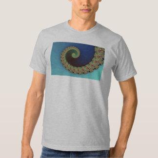Neptune - Fractal Art T Shirt