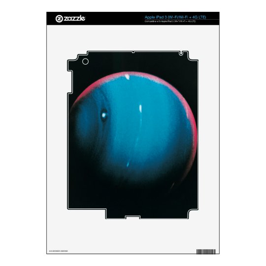 Neptune from Voyager 2 Decals For iPad 3