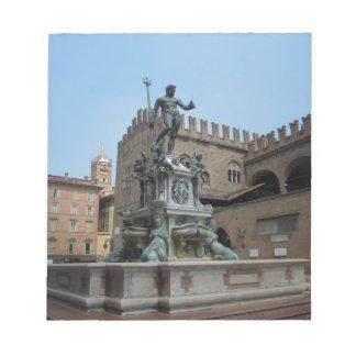 Neptune in Bologna Notepad