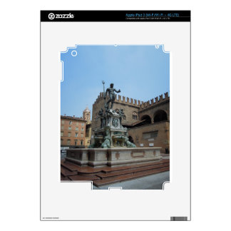 Neptune in Bologna Skins For iPad 3