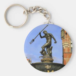 Neptune Keychain
