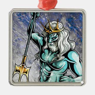 Neptune Metal Ornament