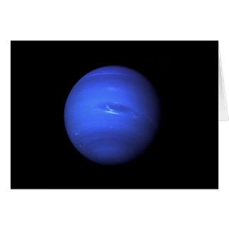 Neptune NASA Planet Greeting Cards