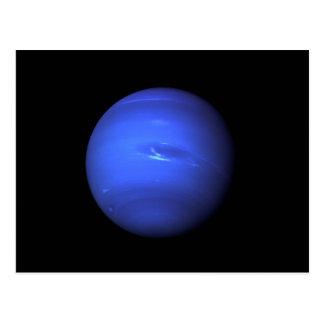Neptune NASA Planet Postcard