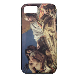 Neptune offering gifts to Venice (ceiling fresco) iPhone 8/7 Case