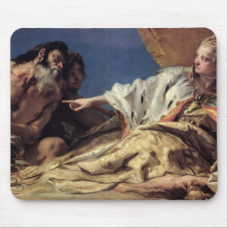 Neptune offering gifts to Venice (ceiling fresco) Mouse Pad