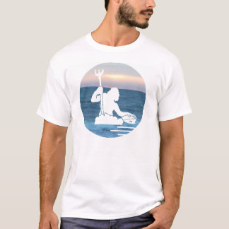 Neptune On the Sea T-Shirt
