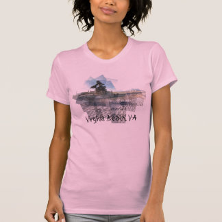 Neptune Panograph, Virginia Beach, VA T-Shirt