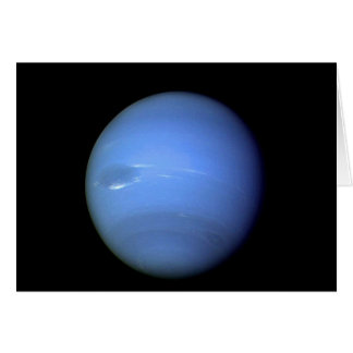 Neptune Planet in our solar system Cards