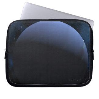 Neptune planet laptop sleeve