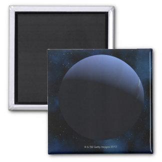 Neptune planet magnet