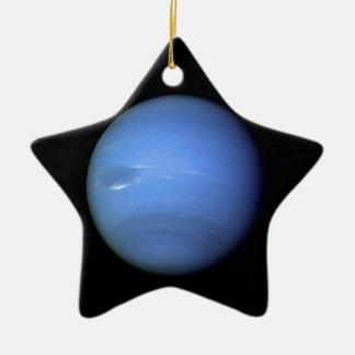 Neptune planet NASA Ceramic Ornament