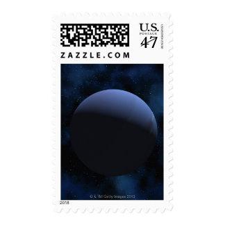 Neptune planet postage