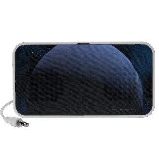 Neptune planet portable speaker