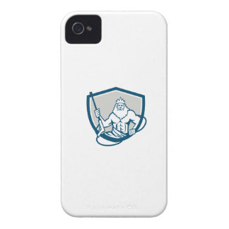 Neptune Power Washer Shield Retro iPhone 4 Case-Mate Case