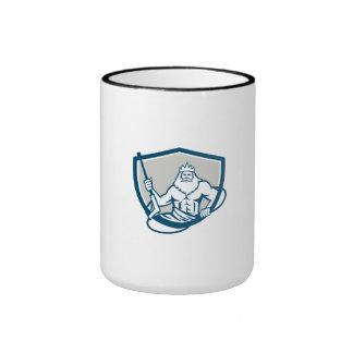 Neptune Power Washer Shield Retro Ringer Mug