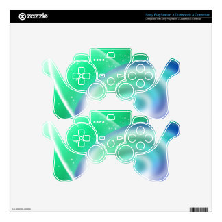 Neptune PS3 Controller Skins