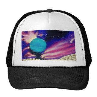 Neptune Space Universe Sky Stars Scifi Trucker Hat