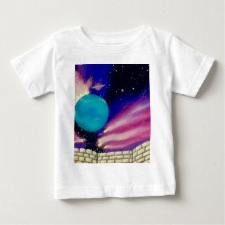 Neptune Space Universe Sky Stars Scifi Infant T-shirt