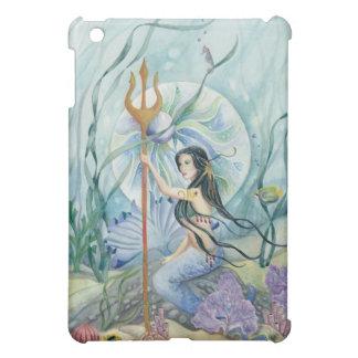 Neptune's Daughter Mermaid iPad Case