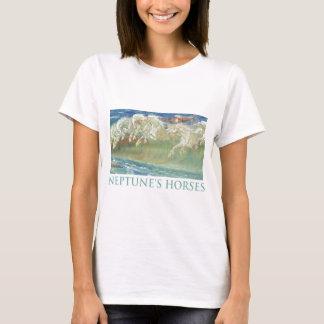 NEPTUNE'S HORSES RIDE THE WAVES T-Shirt