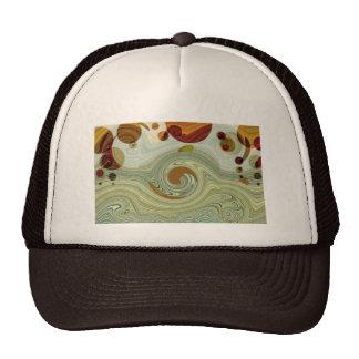 Neptune's MOONS - Abstract Trucker Hat