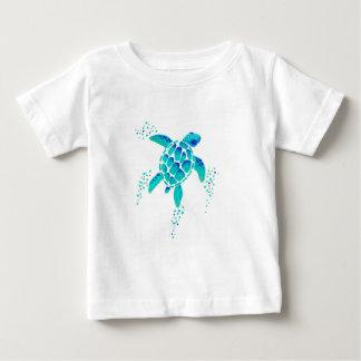 Neptune's Turtle Baby T-Shirt