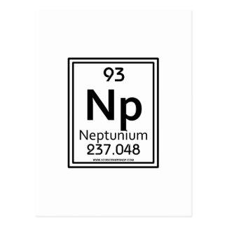 Neptunio 93 tarjetas postales