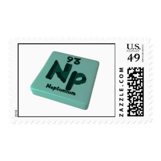 Neptunio de NP Sellos