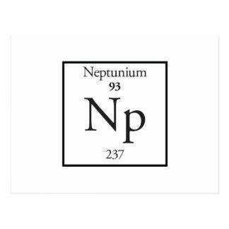 Neptunio Tarjeta Postal
