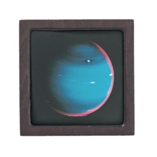 Neptuno del viajero 2 cajas de recuerdo de calidad