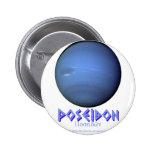 Neptuno - Poseidon - dioses de viejo Pins