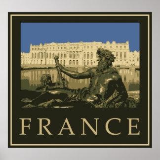 Neptuno y el palacio de Versalles Impresiones