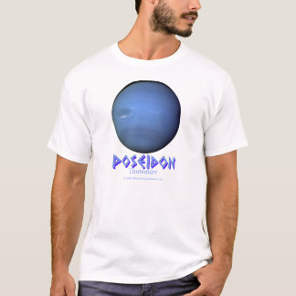 Nepturne - Poseidon - Gods of Old T-Shirt