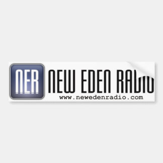 NER WWW Bumper Sticker Car Bumper Sticker