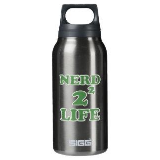 Nerd 4 Life Insulated Water Bottle