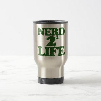 Nerd 4 Life Travel Mug