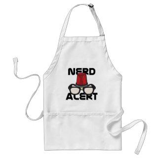 Nerd Alert! Adult Apron