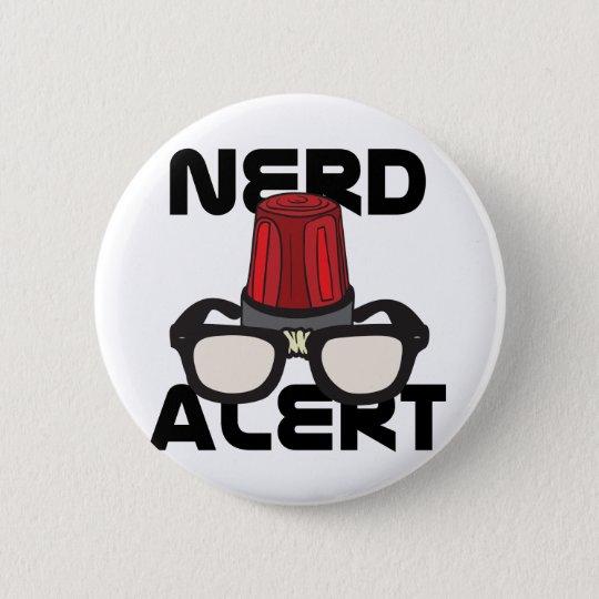 Nerd Alert! Pinback Button